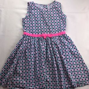 Gymboree Cotton Sleeveless Dress w/ Bow